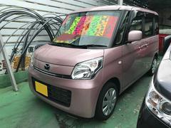 沖縄の中古車 マツダ フレアワゴン 車両価格 82万円 リ済別 平成25年 3.2万K ピンク