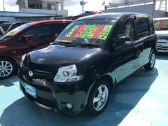 沖縄の中古車 トヨタ シエンタ 車両価格 98万円 リ済別 平成24年 4.2万K ブラックマイカ