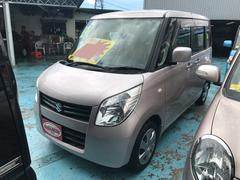 沖縄の中古車 スズキ パレット 車両価格 49万円 リ済別 平成22年 10.0万K ブルームピンクメタリック