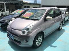 沖縄の中古車 トヨタ パッソ 車両価格 49万円 リ済別 平成22年 6.6万K ライトパープル