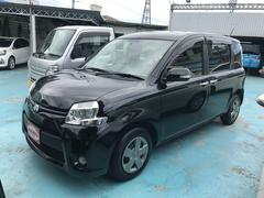 沖縄の中古車 トヨタ シエンタ 車両価格 98万円 リ済別 平成24年 5.6万K ブラック