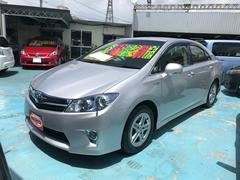 沖縄の中古車 トヨタ SAI 車両価格 89万円 リ済別 平成22年 9.2万K シルバー