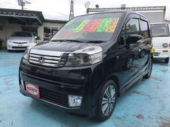 沖縄の中古車 ホンダ ライフ 車両価格 55万円 リ済別 平成24年 10.0万K ブラック