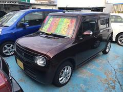 沖縄の中古車 スズキ アルトラパン 車両価格 56万円 リ済別 平成23年 7.3万K マルーンブラウンパール