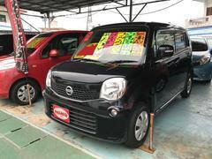沖縄の中古車 日産 モコ 車両価格 52万円 リ済別 平成25年 10.4万K ブラック