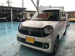 沖縄の中古車 ホンダ N−ONE 車両価格 72万円 リ済別 平成24年 7.4万K パール