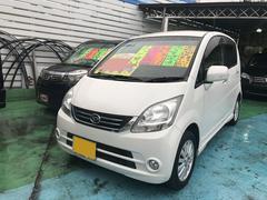 沖縄の中古車 ダイハツ ムーヴ 車両価格 36万円 リ済別 平成21年 10.8万K パールホワイトIII