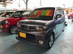 沖縄の中古車 ホンダ ゼストスパーク 車両価格 66万円 リ済別 平成23年 3.3万K グレー