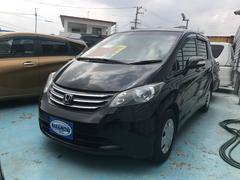沖縄の中古車 ホンダ フリード 車両価格 85万円 リ済別 平成23年 5.8万K ブラック