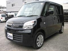 沖縄の中古車 マツダ フレアワゴン 車両価格 75万円 リ済込 平成26年 9.2万K ブラック