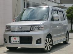 沖縄の中古車 スズキ ワゴンR 車両価格 59万円 リ済込 平成19年 8.3万K シルキーシルバーメタリック