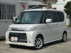 沖縄の中古車 ダイハツ タント 車両価格 79万円 リ済込 平成25後 9.4万K パールホワイトIII