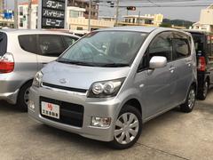 沖縄の中古車 ダイハツ ムーヴ 車両価格 49万円 リ済込 平成20年 9.2万K ブライトシルバーメタリック