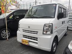 沖縄の中古車 スズキ エブリイ 車両価格 63万円 リ済別 平成23年 8.9万K ホワイト