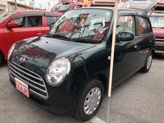 沖縄の中古車 ダイハツ ミラジーノ 車両価格 55万円 リ済別 平成17年 6.3万K グリーン