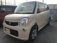 沖縄の中古車 日産 モコ 車両価格 65万円 リ済別 平成24年 6.2万K ゴールドM