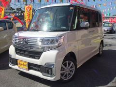 沖縄の中古車 ダイハツ タント 車両価格 165万円 リ済込 平成29年 5K パール