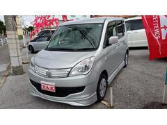 沖縄の中古車 スズキ ソリオ 車両価格 79万円 リ済込 平成25年 5.3万K シルバー