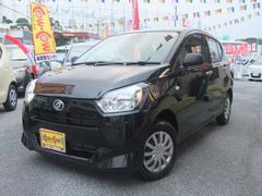 沖縄の中古車 ダイハツ ミライース 車両価格 95万円 リ済込 平成29年 26K ブラックM