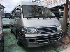 沖縄の中古車 トヨタ ハイエースワゴン 車両価格 79万円 リ済別 平成11年 18.6万K グレーM
