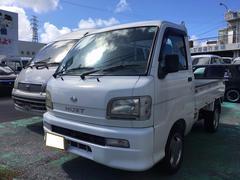 沖縄の中古車 ダイハツ ハイゼットトラック 車両価格 38万円 リ済別 平成16年 14.7万K ホワイト