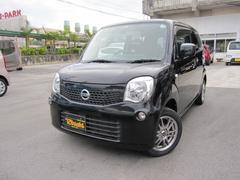 沖縄の中古車 日産 モコ 車両価格 54万円 リ済込 平成24年 8.6万K ブルーイッシュブラックP