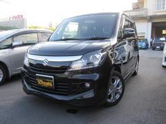 沖縄の中古車 スズキ ソリオバンディット 車両価格 94万円 リ済込 平成25年 8.0万K ブルーイッシュブラックパール3