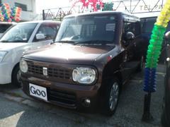 沖縄の中古車 スズキ アルトラパン 車両価格 48万円 リ済込 平成21年 9.1万K ブラウン