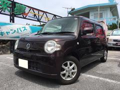 沖縄の中古車 ダイハツ ミラココア 車両価格 48万円 リ済込 平成22年 10.2万K プラムブラウンクリスタルマイカ