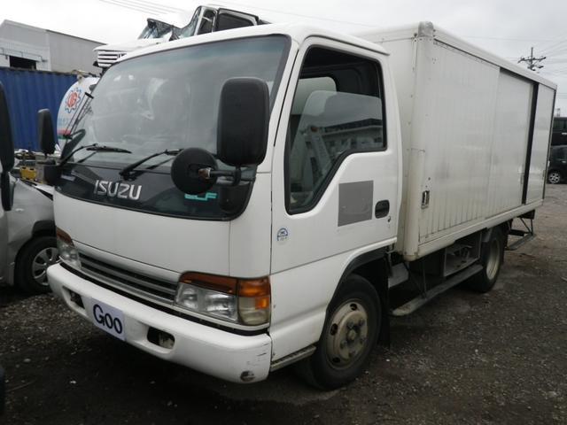 いすゞ エルフトラック ボトルカー (車検整備付)