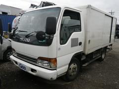 沖縄の中古車 いすゞ エルフトラック 車両価格 43万円 リ済込 平成14年 38.0万K ホワイト