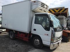 沖縄の中古車 いすゞ エルフトラック 車両価格 40万円 リ済別 平成14年 39.4万K ホワイト