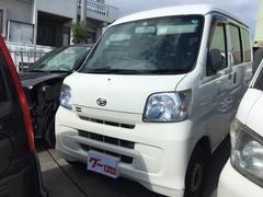 沖縄の中古車 ダイハツ ハイゼットカーゴ 車両価格 39万円 リ済込 平成22年 7.0万K ホワイト