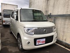 沖縄の中古車 日産 モコ 車両価格 75万円 リ済込 平成26年 3.2万K パールホワイト