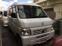 沖縄の中古車 ホンダ アクティバン 車両価格 35万円 リ済込 平成22年 10.3万K ホワイト