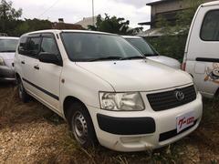 沖縄の中古車 トヨタ サクシードバン 車両価格 22万円 リ済別 平成21年 17.0万K ホワイト