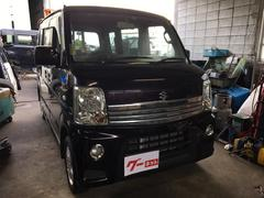 沖縄の中古車 スズキ エブリイワゴン 車両価格 65万円 リ済込 平成22後 7.2万K ミステリアスバイオレットパール