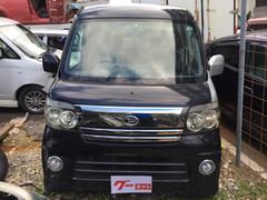 沖縄の中古車 ダイハツ アトレーワゴン 車両価格 35万円 リ済込 平成17年 9.6万K ブラック