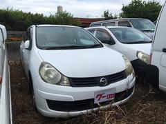 うるま市 (有)石嶺自動車商会 日産 ADエキスパート  ホワイト 21.6万K 平成19年