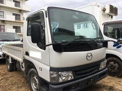 沖縄の中古車 マツダ タイタンダッシュ 車両価格 32万円 リ済込 平成18年 20.8万K ホワイト