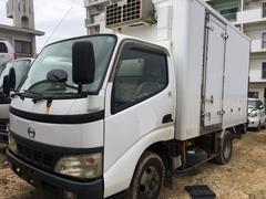 沖縄の中古車 日野 デュトロ 車両価格 40万円 リ済込 平成17年 33.0万K ホワイト