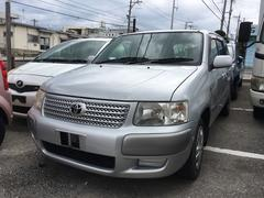 沖縄の中古車 トヨタ サクシードワゴン 車両価格 33万円 リ済込 平成18年 9.3万K シルバーメタリック