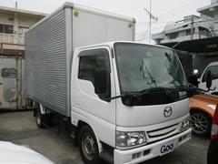 沖縄の中古車 マツダ タイタンダッシュ 車両価格 79万円 リ済込 平成14年 11.0万K ホワイト