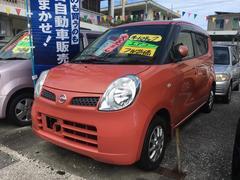 沖縄の中古車 日産 モコ 車両価格 25万円 リ済込 平成22年 15.2万K モココーラルM