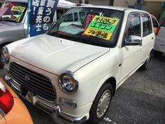 沖縄の中古車 ダイハツ ミラジーノ 車両価格 17万円 リ済込 平成12年 19.1万K パールホワイトI