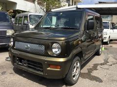 沖縄の中古車 ダイハツ ネイキッド 車両価格 14万円 リ済込 平成12年 14.0万K ダークオリーブマイカ