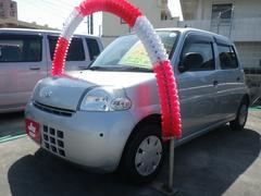 沖縄の中古車 ダイハツ エッセ 車両価格 28万円 リ済込 平成22年 9.3万K グレーM