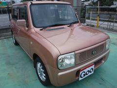 沖縄の中古車 スズキ アルトラパン 車両価格 18万円 リ済込 平成16年 12.0万K ブラウンM