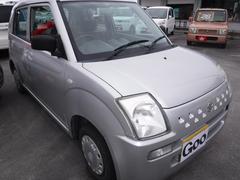 沖縄の中古車 スズキ アルト 車両価格 30万円 リ済込 平成21年 7.3万K シルバーM