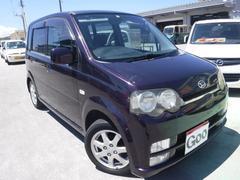 沖縄の中古車 ダイハツ ムーヴ 車両価格 25万円 リ済込 平成16年 12.0万K パープルM